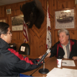 Signing partnership with Rosebud Sioux Tribal Council