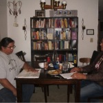 Meeting with Wayne Frederick Rosebud Sioux Tribal Council