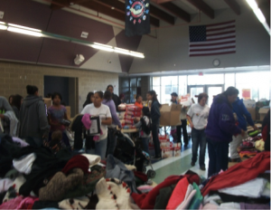 Thanks to our supporters over $90,000 of warmth was given away